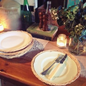 House Beautiful Tablescapes Setting a Stylish Table